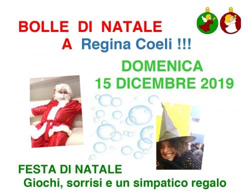 Bolle di Natale – 15 Dicembre 2019