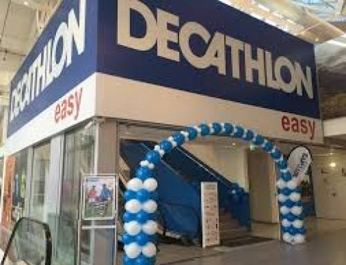 Grazie Decathlon!!